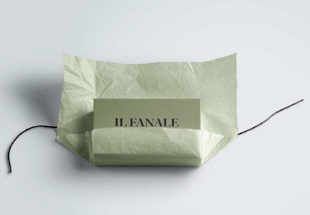 Brand identity – Il Fanale